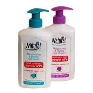 Natural Formula Hair Cream Israeliproducts Com